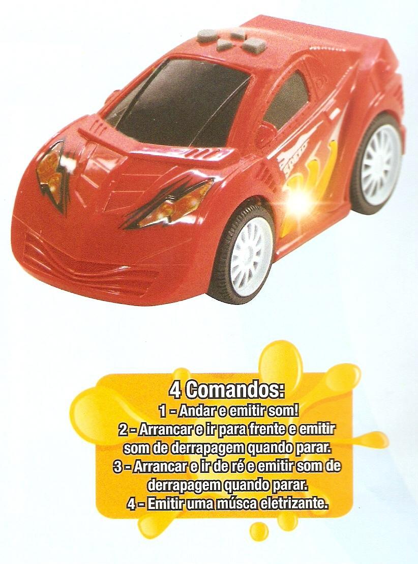 Carrinho Formula Tuning  DTC - Unidade  - Doce Diversão