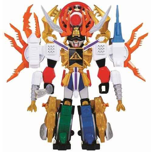 Boneco Power Rangers Samurai Megazord / Gigazords - Sunny  - Doce Diversão