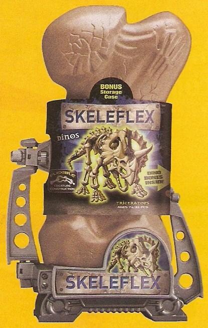 Skeleflex Alien  Bone - Skullkor- DTC  - Doce Diversão
