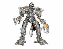 Chaverio Transformers Decepticon Megatron  - Doce Diversão