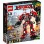 Lego 70615 Ninjago Filme – Robô de Fogo– 944 peças