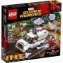LEGO 76083 Heroes – Cuidado com Vulture – 375 peças