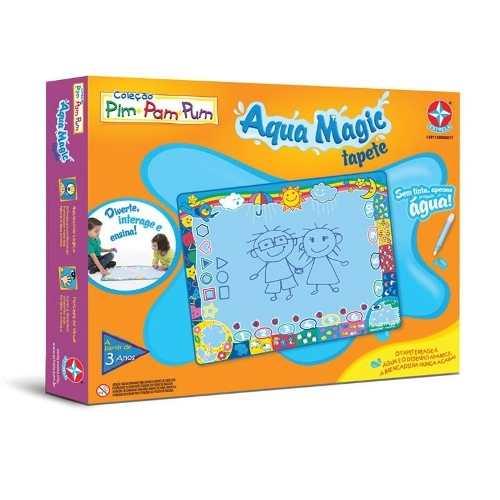 Aqua Magic Tapete De Atividade - Estrela  - Doce Diversão