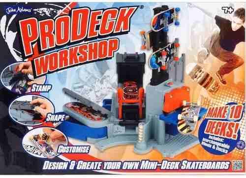 Prodeck Fabrica De Skate - Multikids  - Doce Diversão