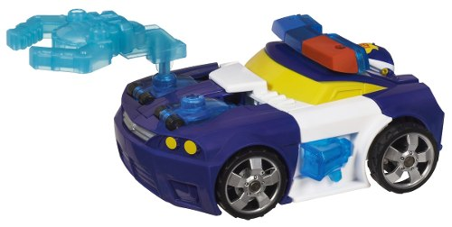 Transformers Rescue Bots Energize  Police - Bot  15cm Hasbro  - Doce Diversão
