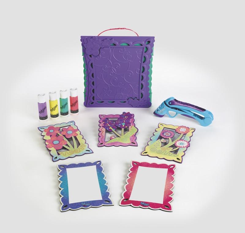 Play Doh Vinci Kit Studio - Hasbro  - Doce Diversão