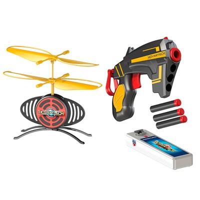 Lançador de Dardos com Alvo Drone - Hover Tech - Target FX - Intek  - Doce Diversão