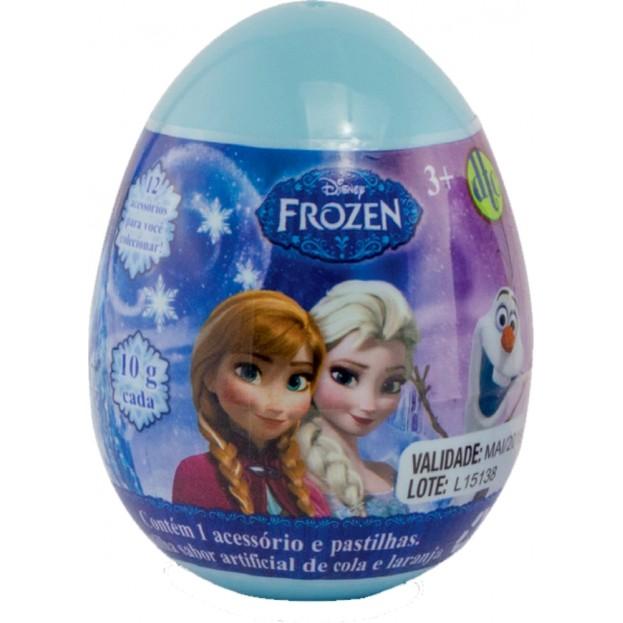 Ovo Surpresa Gelada Frozen Disney D C/18  - Doce Diversão