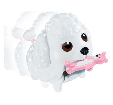 Au Au Pets loven playset gangorra poodle Multikids  - Doce Diversão