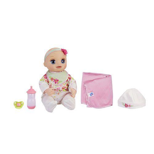 Baby Alive Meu Querido Bebê – Interativa C Sons e Expressões -Hasbro  - Doce Diversão