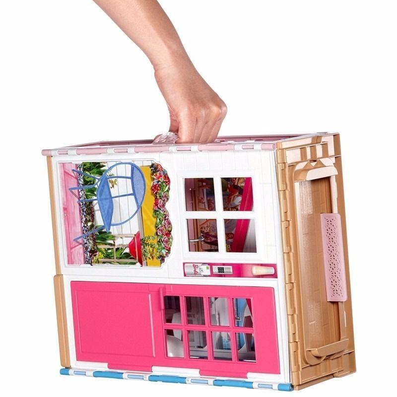 Barbie Casa Real + boneca Barbie - Mattel  - Doce Diversão
