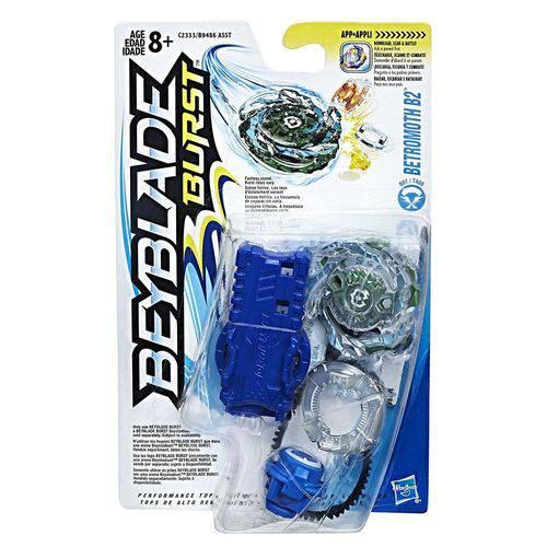 Bey Blade Burst Pião Com Lançador Ataque Betromoth B2 - Hasbro  - Doce Diversão