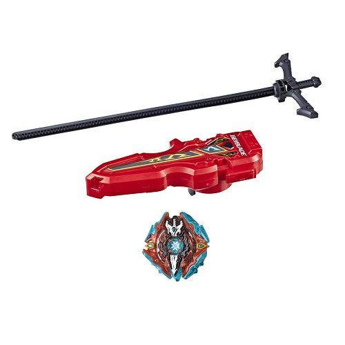 Bey Blade Switchstrike Mestre Xcalius X3- Faisca - Hasbro  - Doce Diversão
