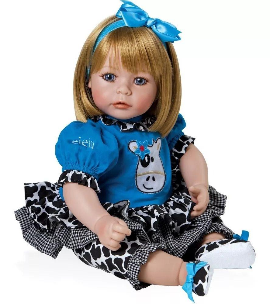Boneca Adora Doll E.I.E.I.O - Shiny Toys  - Doce Diversão
