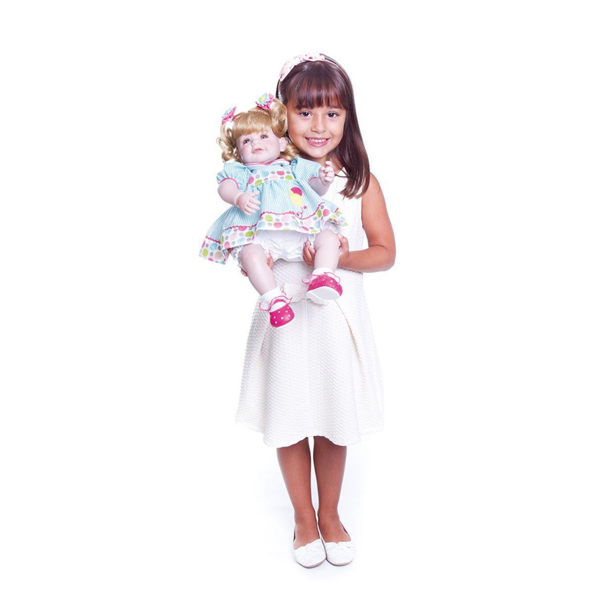 Boneca Adora Doll - UP UP And Away Girl - Shiny Toys  - Doce Diversão