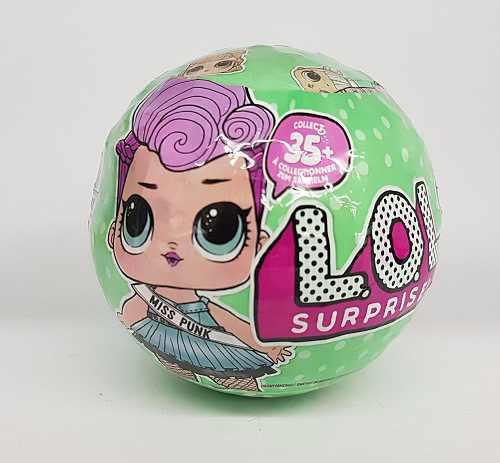 Boneca LoL L.O.L Surprise Serie 2 – 7 surpresas  Candide  - Doce Diversão