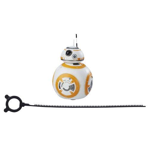 Boneco BB-8 RIP N GO Com Lançador e Som 10cm  - Hasbro  - Doce Diversão