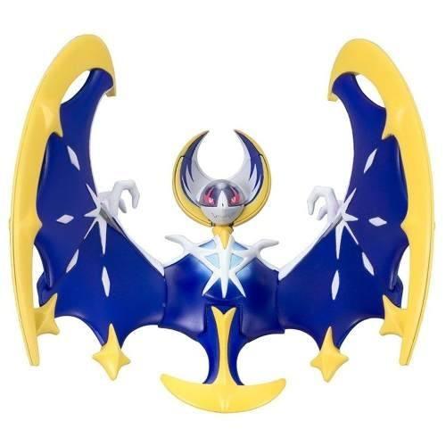 Boneco Pokemon Legendary Lunala Articulado Sunny   - Doce Diversão