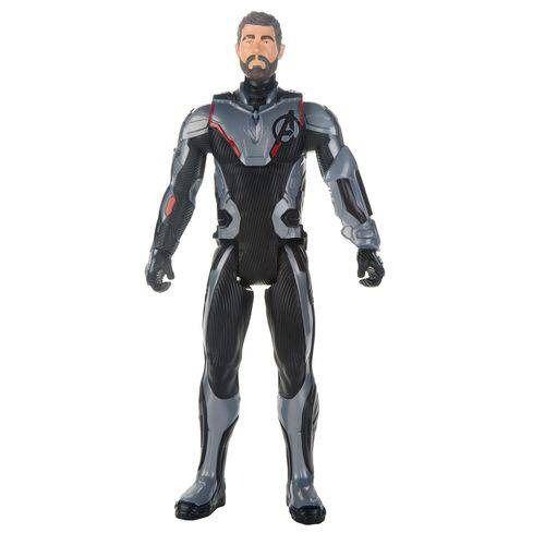 Boneco Titan FX Vingadores Avengers Ultimato – Thor 30 cm Articulado - Hasbro  - Doce Diversão