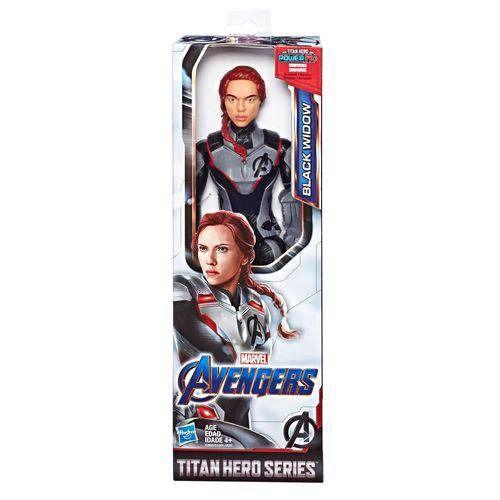 Boneco Titan FX Vingadores Ultimato – Ronin e Viúva Negra 30 cm Articulado - Hasbro  - Doce Diversão