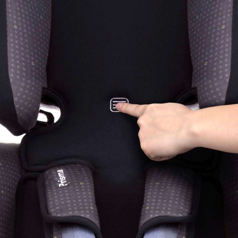 Cadeira Para Automóvel Cosco Prisma 9 A 36 Kg Cinza/preto   - Doce Diversão