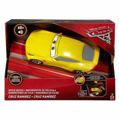 Carros 3 Disney Cruz Martinez Interativo + 65 sons - Mattel  - Doce Diversão