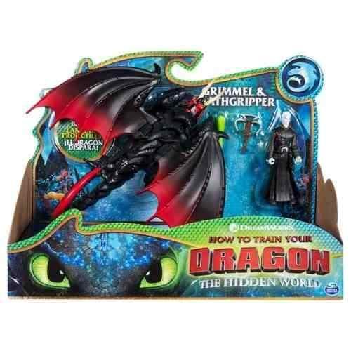 Como Treinar Seu Dragão 3 Grimmel & Deathgripper Sunny    - Doce Diversão