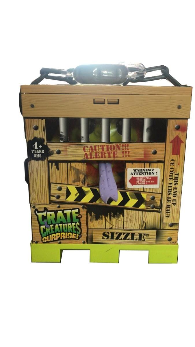 Crate Criatures Interativa Sizzle - Candide  - Doce Diversão