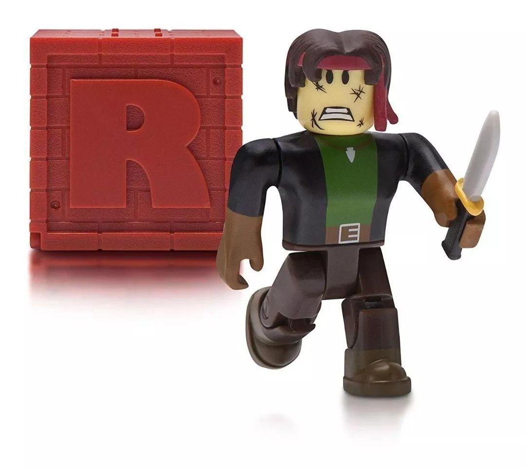Cubo Roblox Serie 4 - Figura Surpresa Com Acessório Mistério – Brinquedos Chocolate  - Doce Diversão