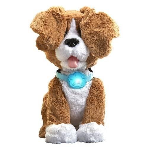 Furreal Beagle Cachorro Tagarela 80 Sons E Frases Portugues - Hasbro  - Doce Diversão