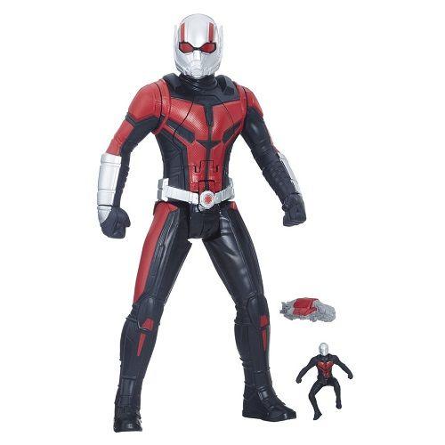 Homem Formiga Vingadores 30cm Armadura Lança Miniatura Hasbro  - Doce Diversão