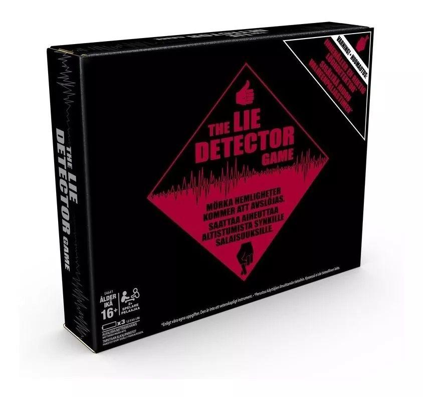 Jogo Detector De Mentiras - Hasbro  - Doce Diversão