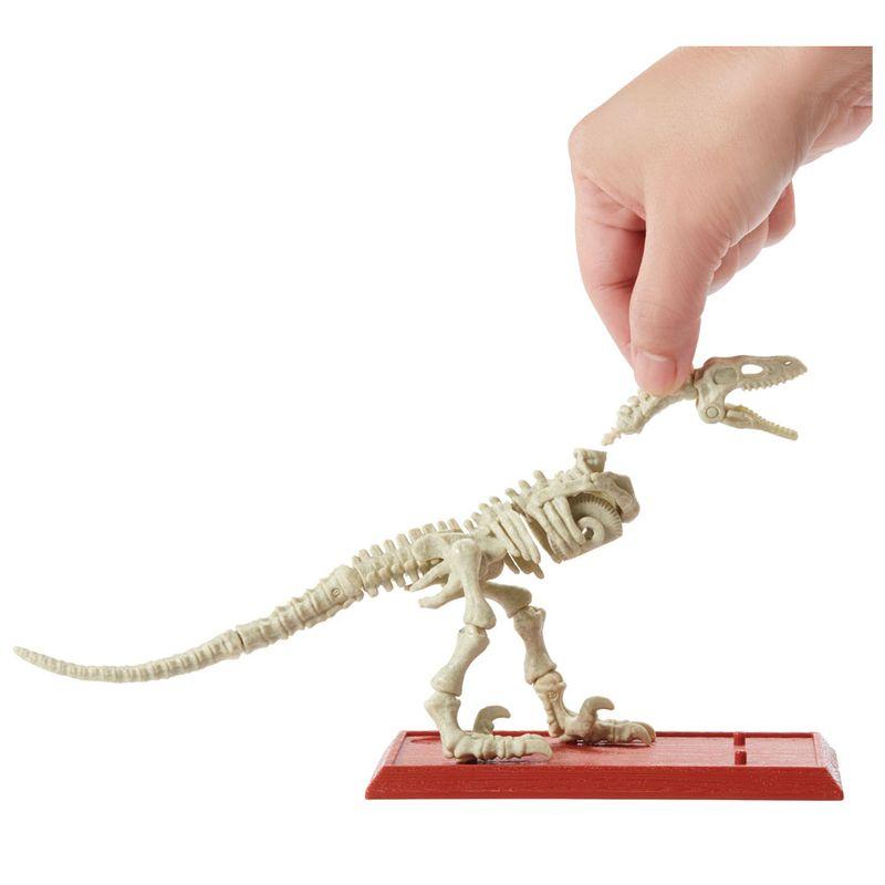 Jurassic World 2 – Esqueleto Dino Jurassico - Velociraptor – Mattel  - Doce Diversão