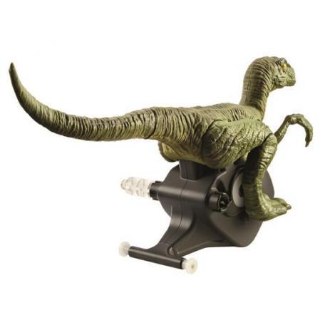 Jurassic World Perseguição Jurássica Velociraptor Blue - Mattel   - Doce Diversão