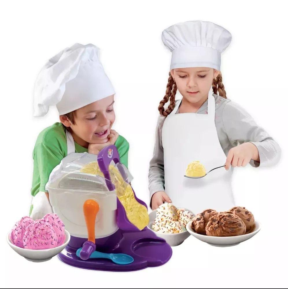 Kids Chef Sorveteria - MultiKids  - Doce Diversão