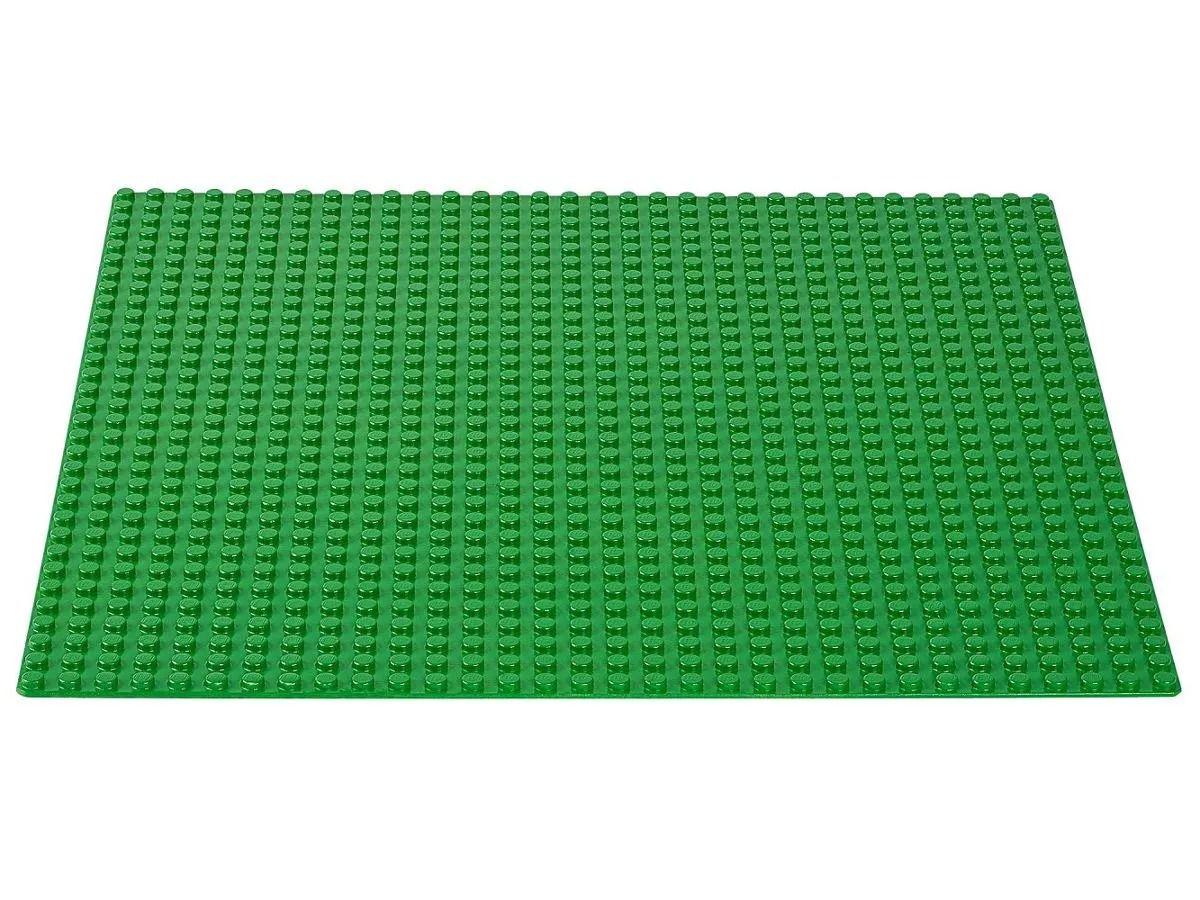 Lego 10700 Classic - Base Verde – Placa 26 x 26 cm  - Doce Diversão
