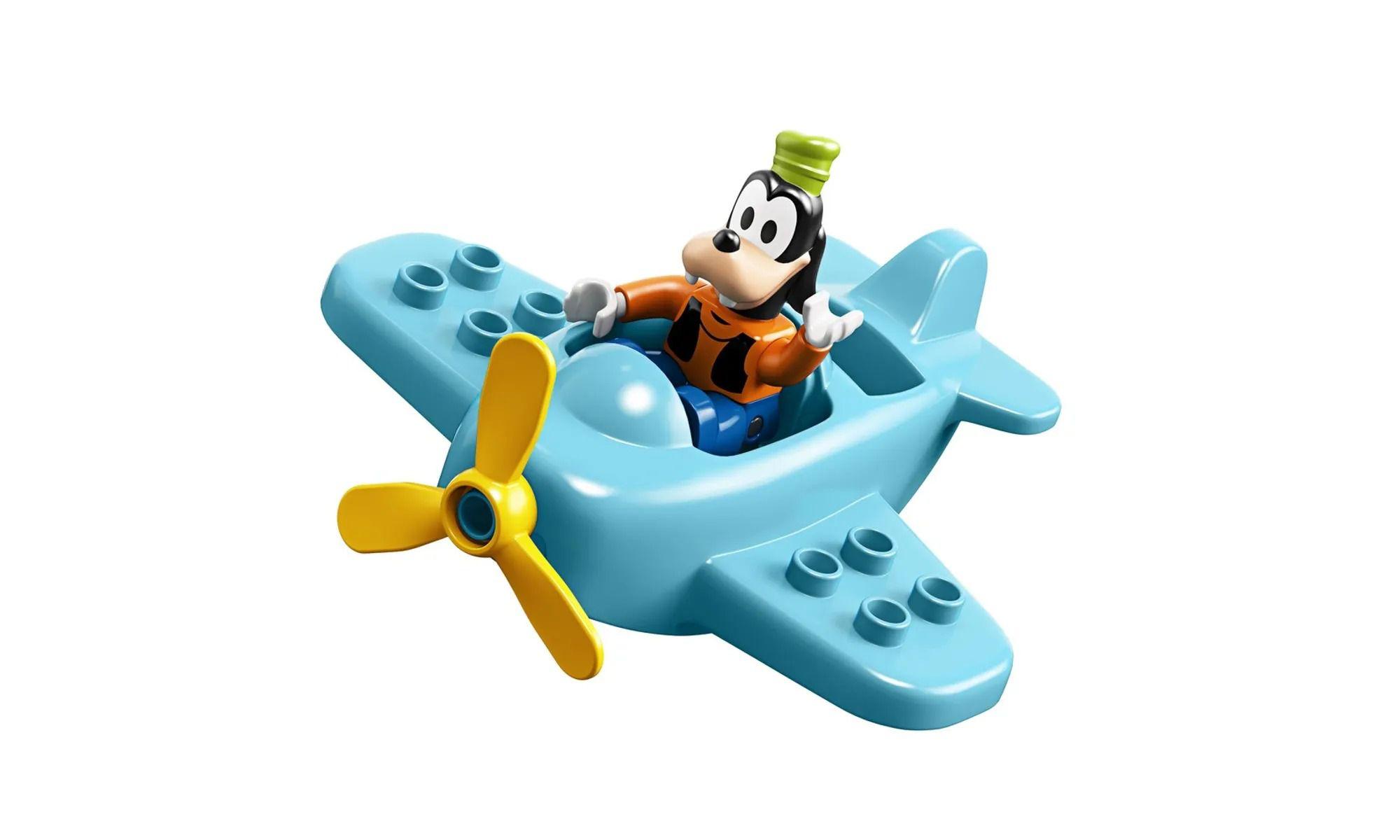 Lego 10889 Duplo - Disney A Casa De Férias Do Mickey - 57 peças  - Doce Diversão
