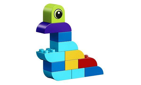 Lego 10895 Duplo - O Filme 2 - Visitantes do Planeta Duplo Emmet e Lucy  - Doce Diversão