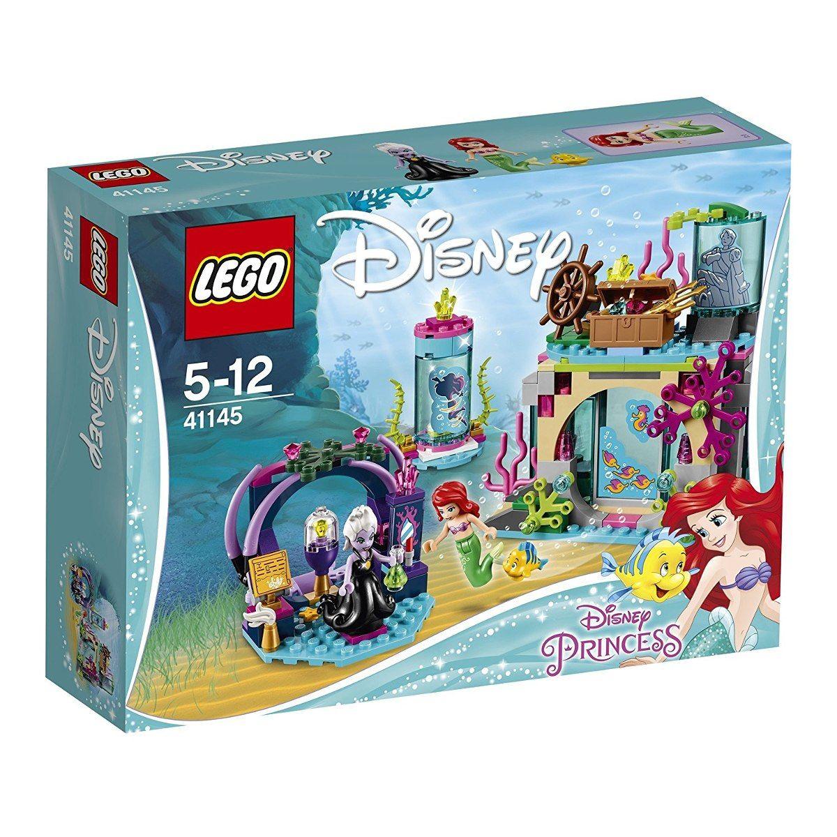 Lego 41145 Disney Ariel Encanto Magico - 222 peças  - Doce Diversão