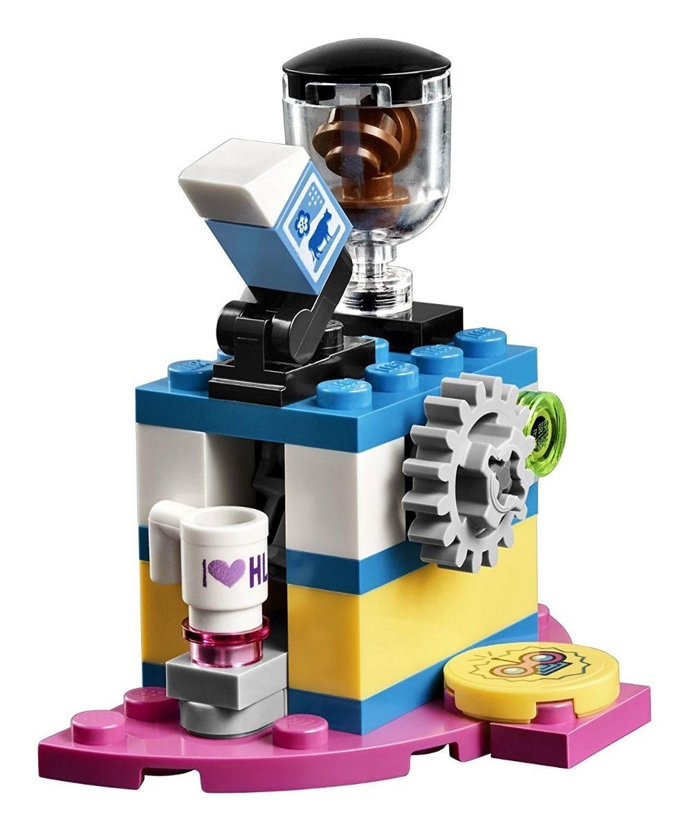 Lego 41329 Friends o Quarto da Olivia- 163 peças  - Doce Diversão