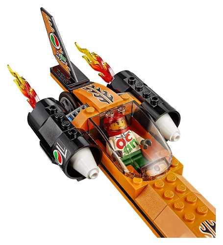 Lego 60178 City Batedor de Recordes de Velocidade 78 peças  - Doce Diversão
