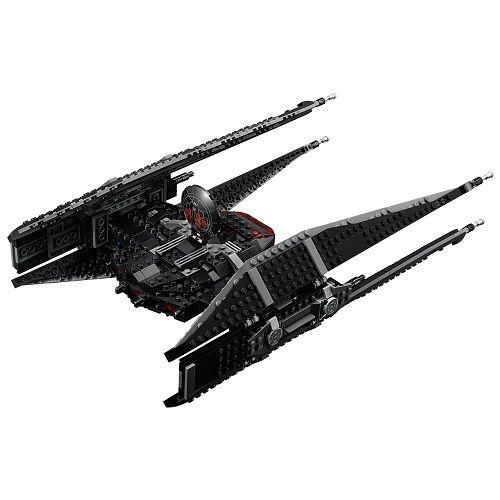 Lego 75179 Star Wars VIII Kylo Rens Tie Fighter - 294 peças  - Doce Diversão
