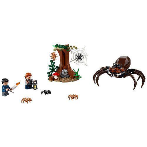 Lego 75950 Harry Potter - O Covil De Aragogue  - 157 peças  - Doce Diversão