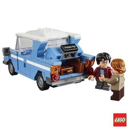 Lego 75953 Harry Potter - o Salgueiro Lutador de Hogwarts -753 peças  - Doce Diversão