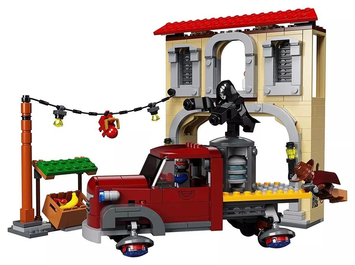 Lego 75972 Overwatch - Confronto de Dorado – 419 peças  - Doce Diversão