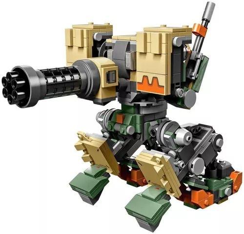 Lego 75974 Overwatch - Bastion – 602 peças  - Doce Diversão