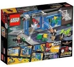 Lego 76082 – Super Heroes – Combate no Caixa Eletrônico - 185 peças  - Doce Diversão