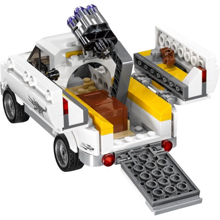 LEGO 76083 Heroes – Cuidado com Vulture – 375 peças  - Doce Diversão