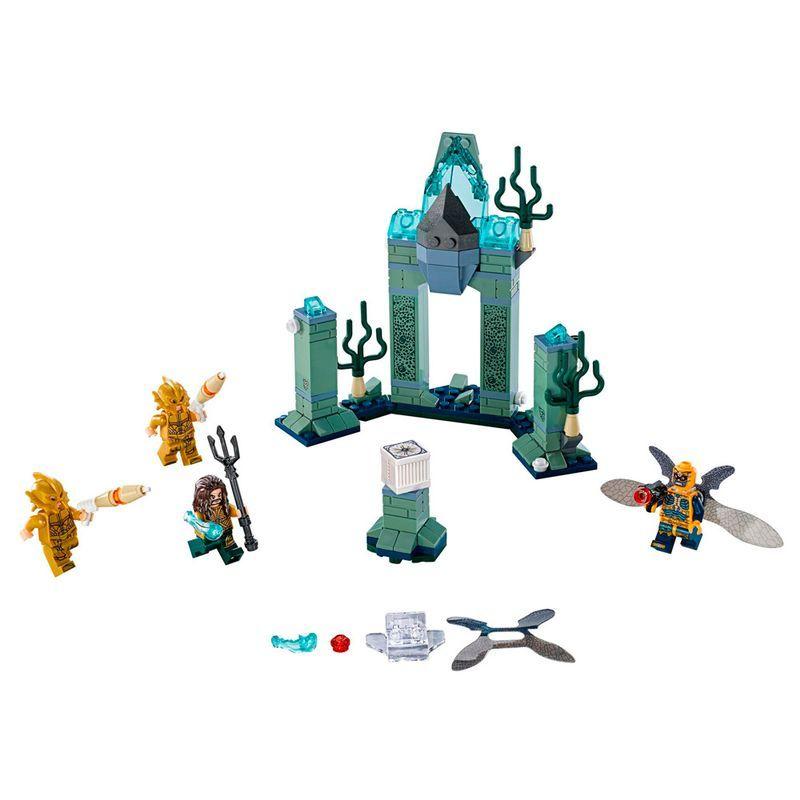 LEGO 76085 DC Comics Liga da Justiça Batalha em Atlantis – 197 peças  - Doce Diversão