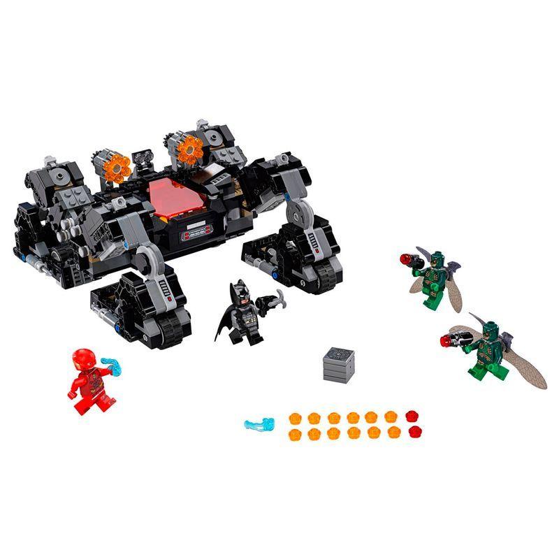 LEGO 76086 DC Comics Liga da Justiça - Ataque Noturno no Túnel – 622 peças  - Doce Diversão